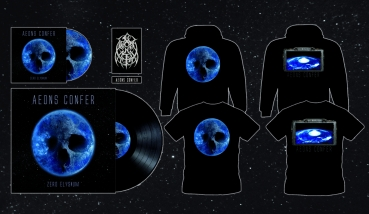 Zero Elysium Ultra Bundle (CD+LP, Shirt A+B, Hoodie A+B, Patch A+B)